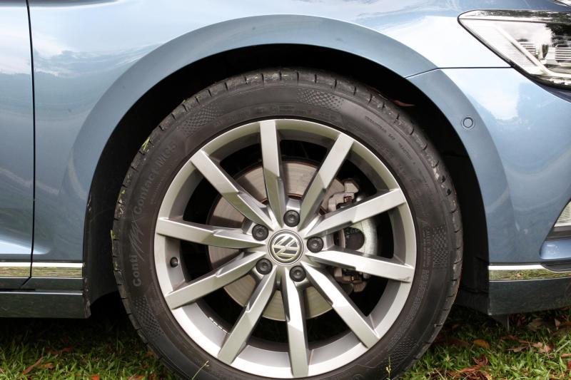 2017 Volkswagen Passat 1-8TSI Comfortline PLUS (20)