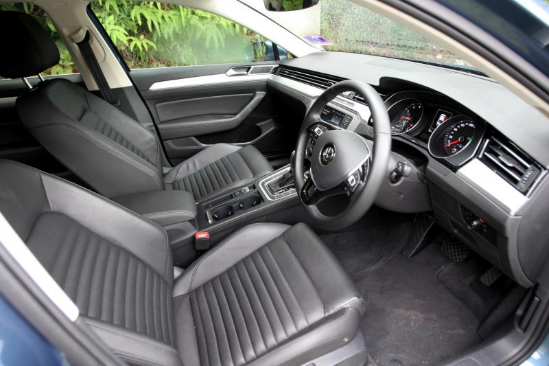 2017 Volkswagen Passat 1-8TSI Comfortline PLUS (21)