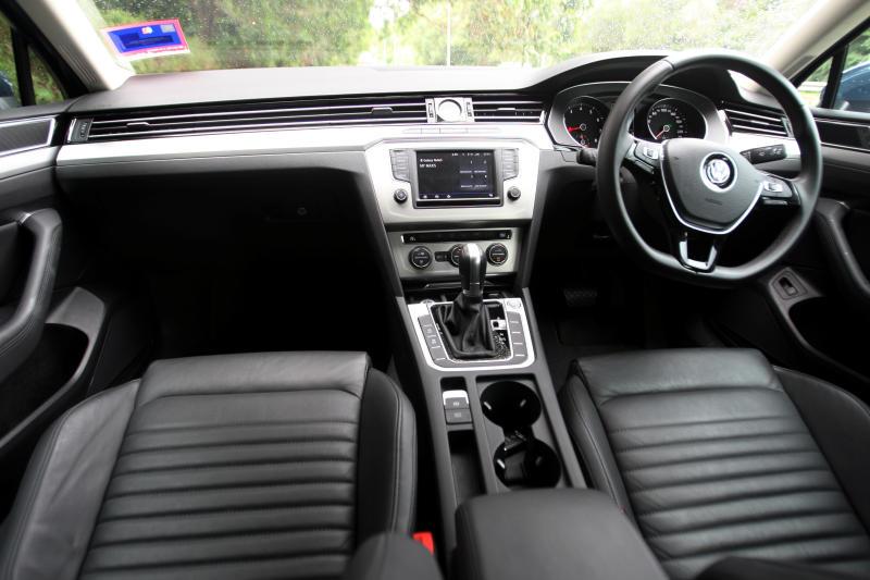 2017 Volkswagen Passat 1-8TSI Comfortline PLUS (24)