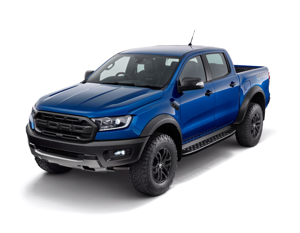 F 150 Shelby >> 2018 Ford Ranger Raptor launched in Thailand | CarSifu
