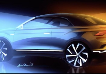 A first glimpse of the newly-developed cabriolet version of the T-Roc background-2