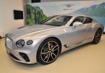 Bentley Continental GT (Malaysia) - 01