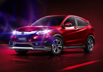 Honda HR-V Mugen limited edition - 01
