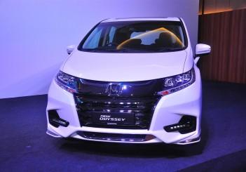 Honda Odyssey with Honda Sensing - 03