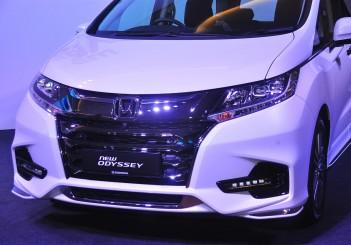 Honda Odyssey with Honda Sensing - 04