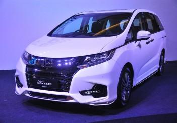 Honda Odyssey with Honda Sensing - 05