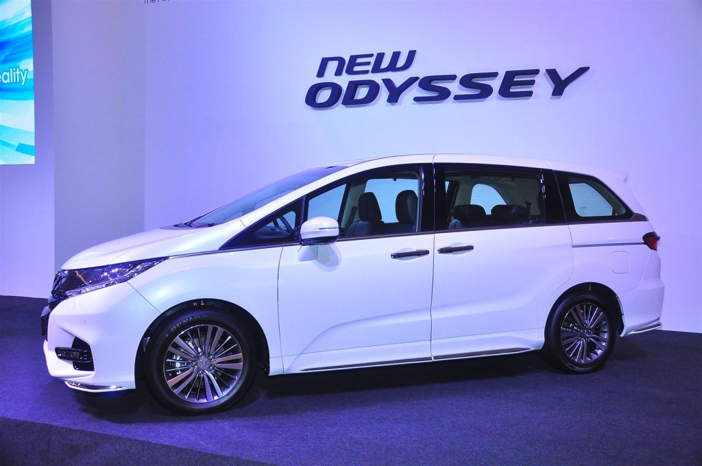 Honda Odyssey with Honda Sensing - 08