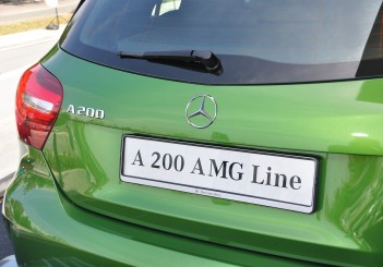 Mercedes-Benz A 200 AMG Line - 21