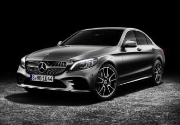 Mercedes-Benz C-Class - 01