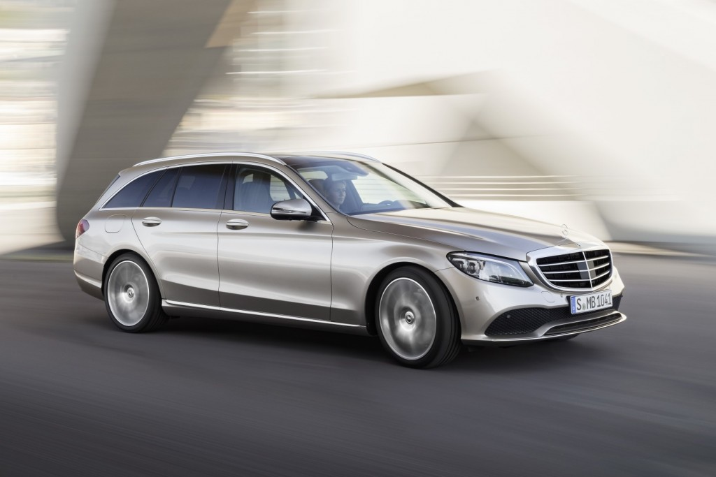 Mercedes-Benz C-Class - 04