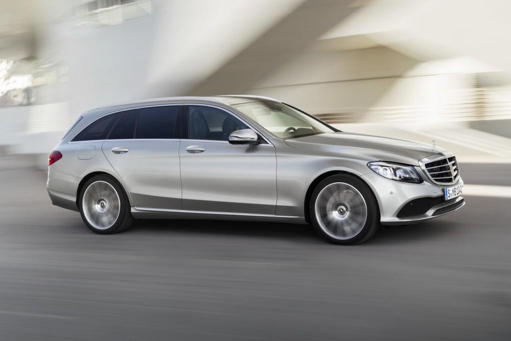 Mercedes-Benz C-Class - 05