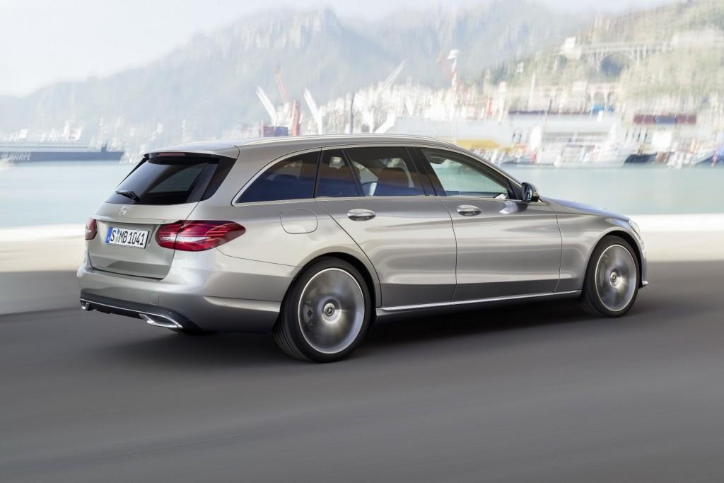 Mercedes-Benz C-Class - 07
