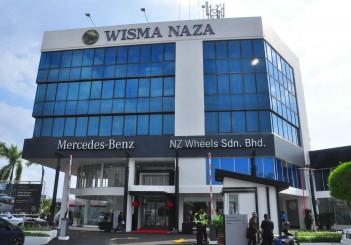 Mercedes-Benz NZ Wheels Klang Autohaus - 01
