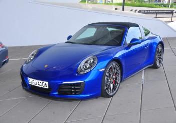 Porsche 911 Targa 4S - 02
