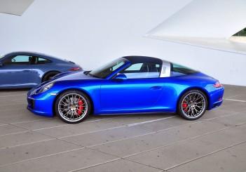 Porsche 911 Targa 4S - 05
