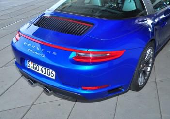 Porsche 911 Targa 4S - 10