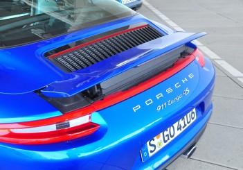 Porsche 911 Targa 4S - 11