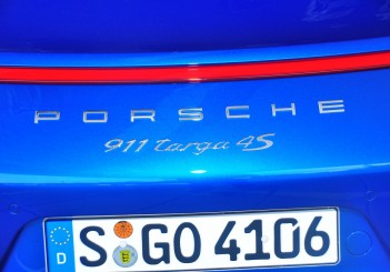Porsche 911 Targa 4S - 13