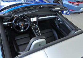 Porsche 911 Targa 4S - 15