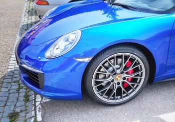 Porsche 911 Targa 4S - 46