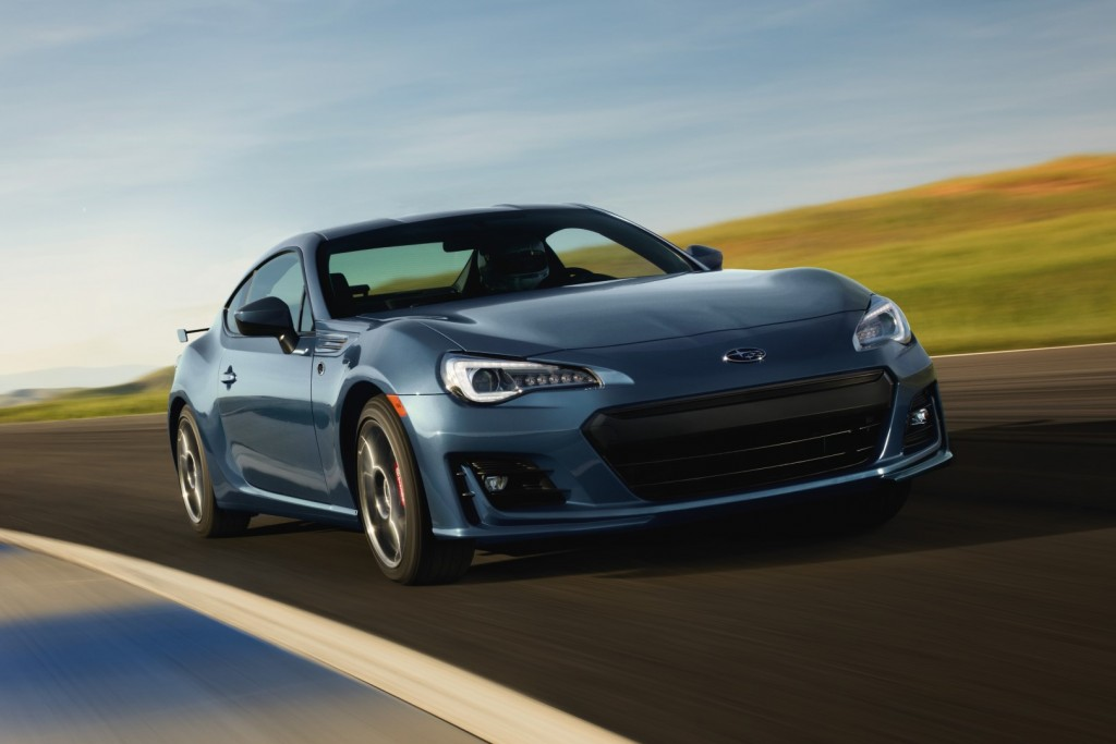 Subaru 50th Anniversary Edition - 02 BRZ