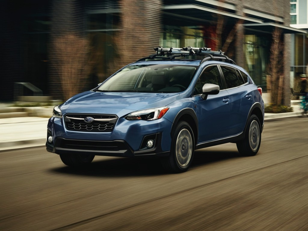 Subaru 50th Anniversary Edition - 03 Crosstrek