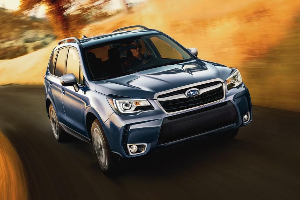 Subaru 50th Anniversary Edition - 04 Forrester