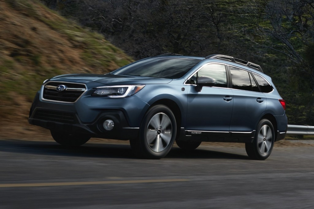 Subaru 50th Anniversary Edition - 07 Outback