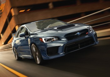 Subaru 50th Anniversary Edition - 08 STI