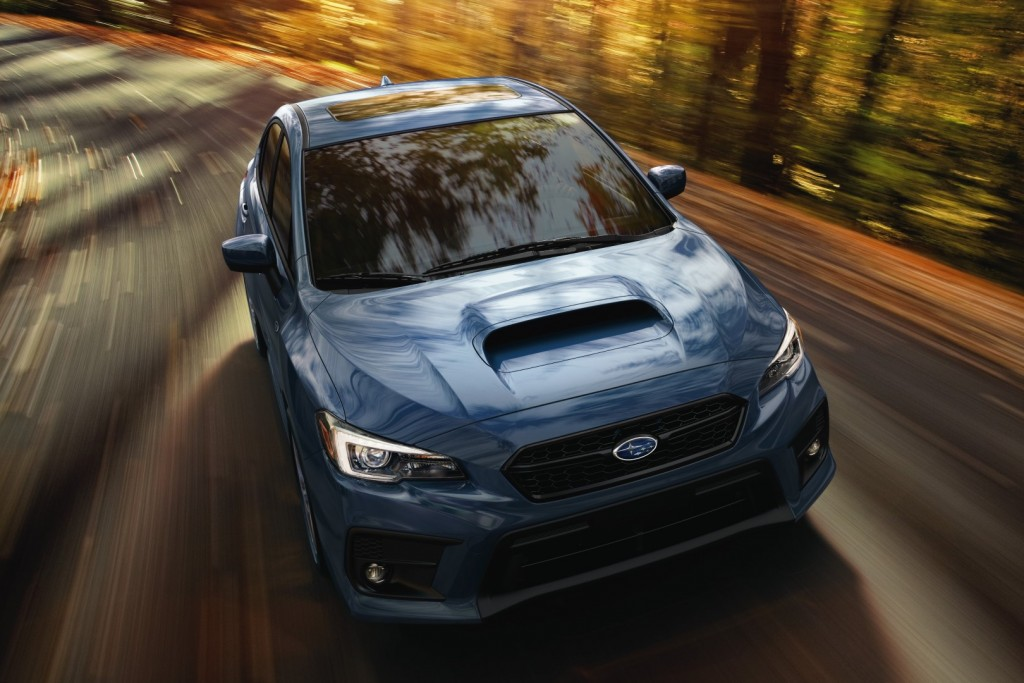 Subaru 50th Anniversary Edition - 09 WRX