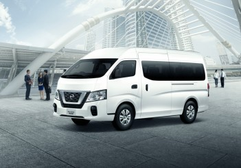 02 NISSAN NV350 URVAN (HIGH ROOF) FACELIFT (Custom)