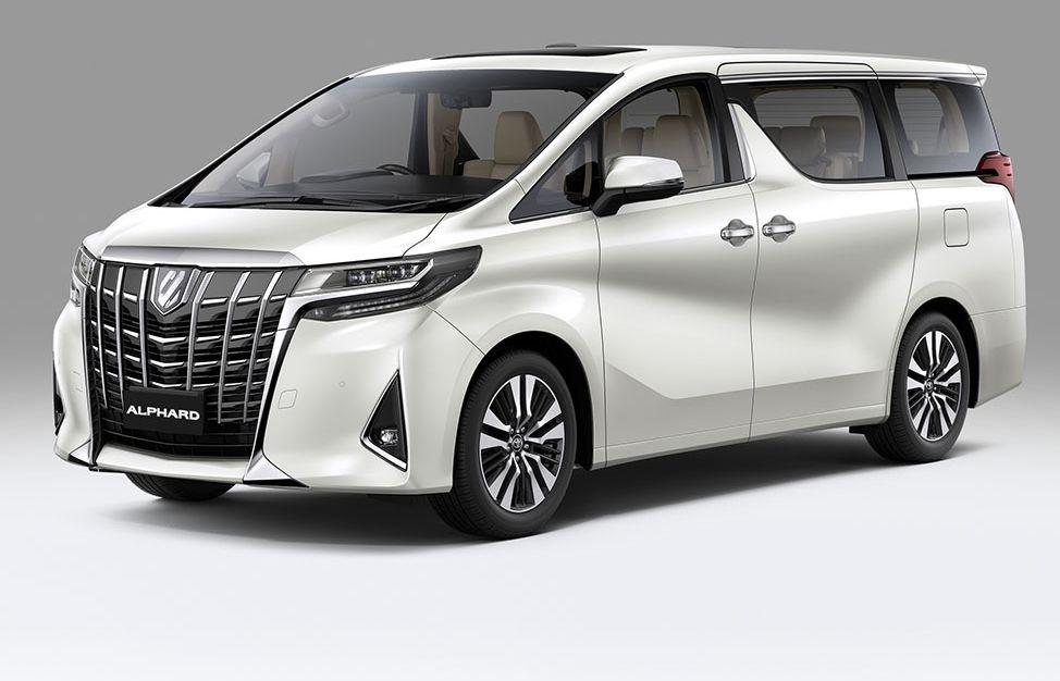 Toyota Alphard And Vellfire Upgraded
