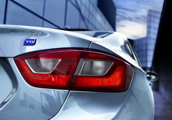 The EPA has certified all-new 2017 Cruze Diesel Sedan with the s
