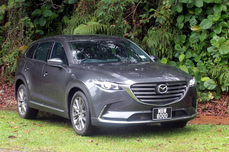 2018 Mazda Cx 9 Update Apple Carplay And Android Auto 360 Degree