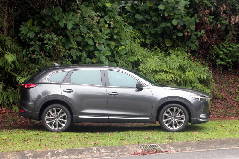 2018 Mazda CX-9 2-5L Turbo 2WD (14)