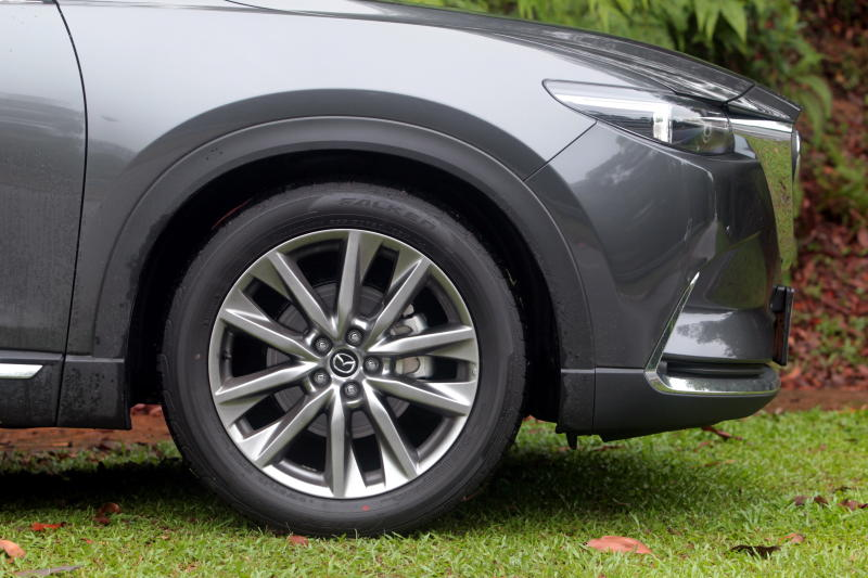 2018 Mazda CX-9 2-5L Turbo 2WD (25)