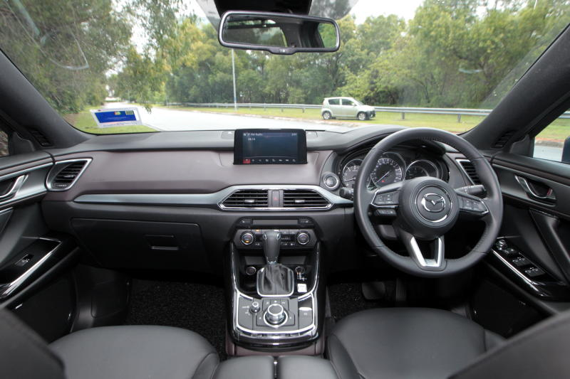 2018 Mazda CX-9 2-5L Turbo 2WD (41)