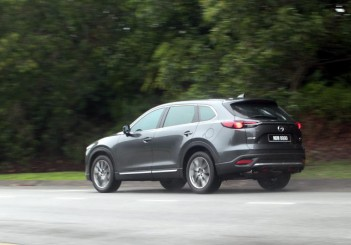 2018 Mazda CX-9 2-5L Turbo 2WD (5)