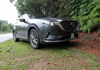 2018 Mazda CX-9 2-5L Turbo 2WD (56)