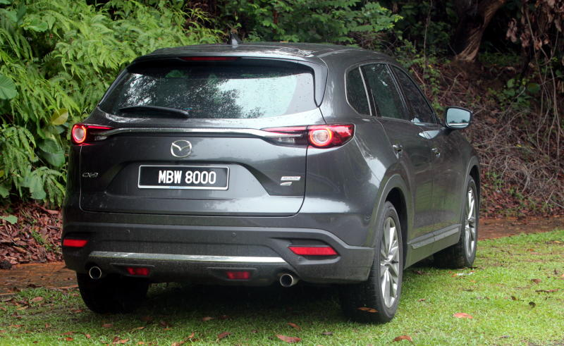 2018 Mazda CX-9 2-5L Turbo 2WD (61)