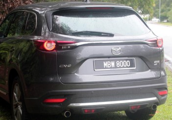 2018 Mazda CX-9 2-5L Turbo 2WD (64)