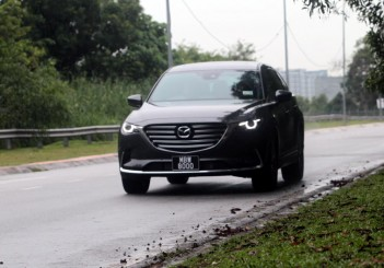 2018 Mazda CX-9 2-5L Turbo 2WD (7)