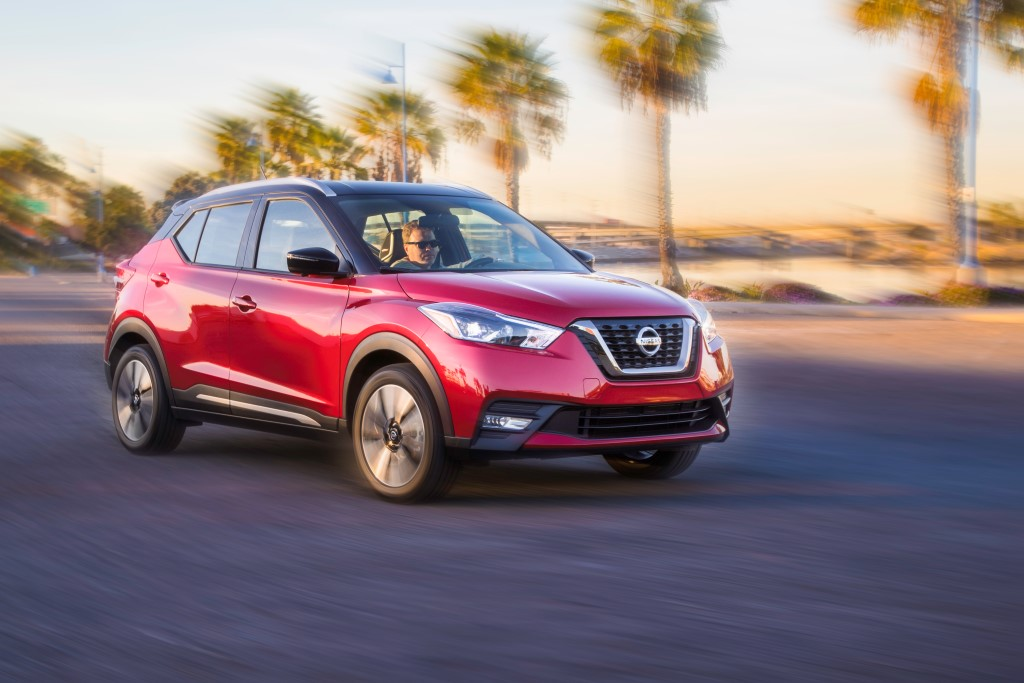 Nissan Kicks Compact Suv For Malaysia Launch In 2h18 2019
