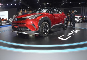 2018 Toyota C-HR in TRD Sportivo (3)