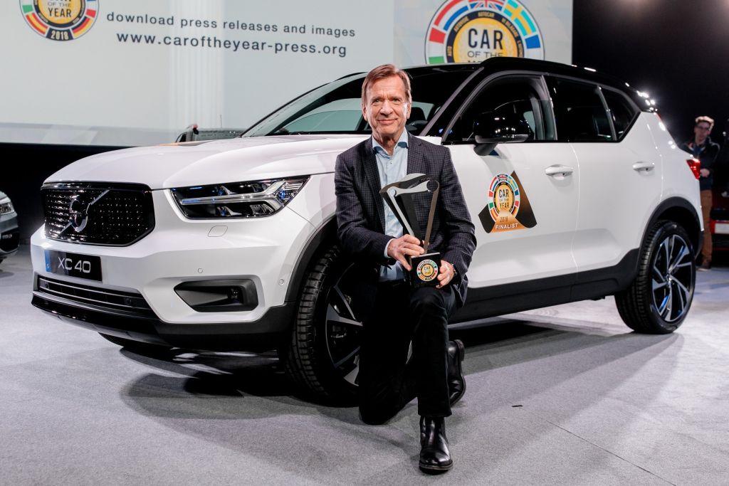 226140_Volvo Car Group President & CEO Håkan Samuelsson at the European Car of the