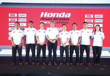 Honda Asia-Dream Racing team - 01