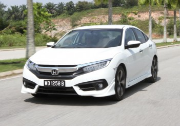 Honda Civic 1.5TC-P - 01