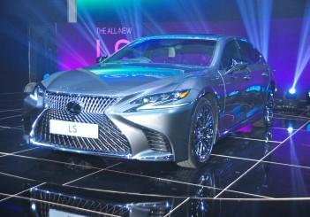 Lexus LS 500 - 02