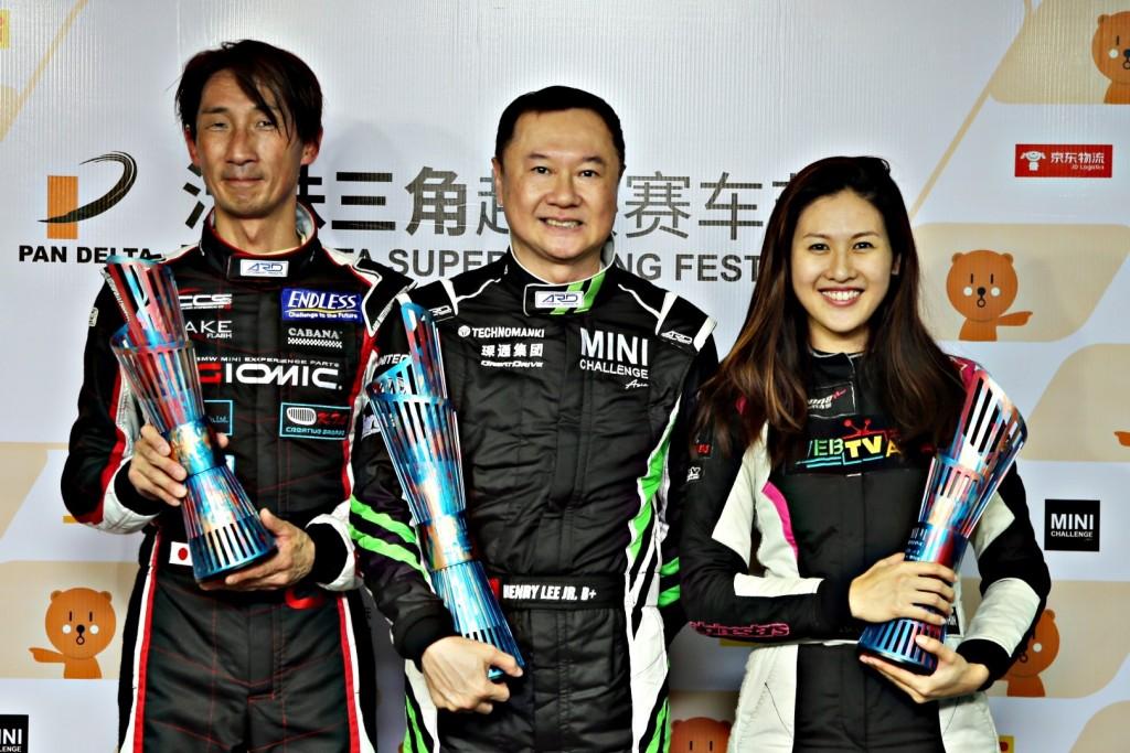MINI Challenge Asia Series (Leona Chin) - 02