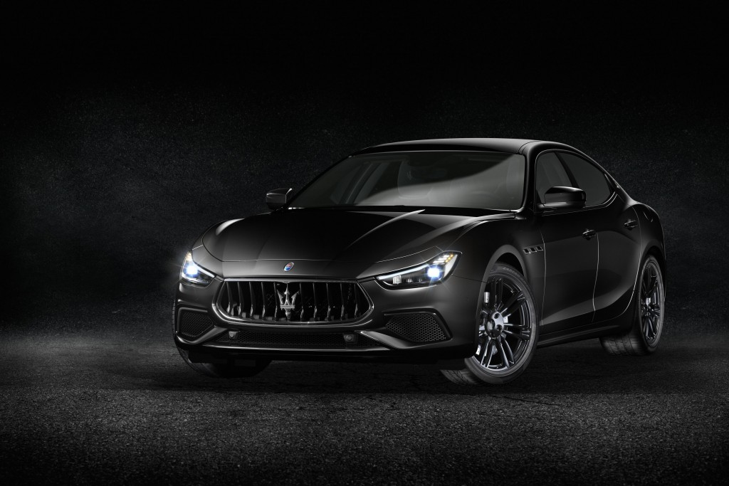 Maserati showcases Nerissimo edition in Geneva | CarSifu